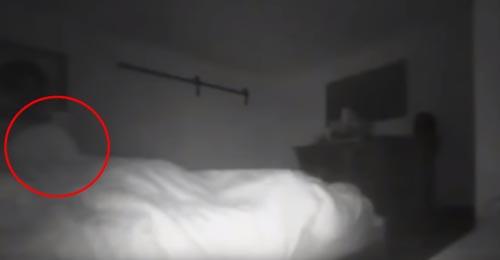 призрак преследует отца семейства