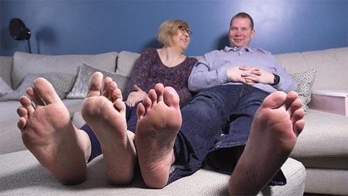 самые длинные ступни
