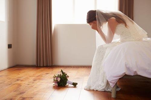 родственники ушли со свадьбы