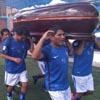 гробы как приз для спортсменов