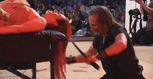 парикмахерам не нужны ножницы