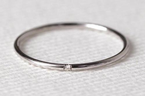 слишком бедное обручальное кольцо