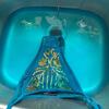 бракованный синий купальник
