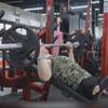 мужчина делает спортивную карьеру