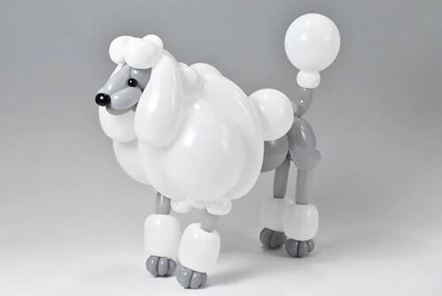 скульптуры из воздушных шаров
