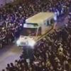 протестующие и скорая помощь