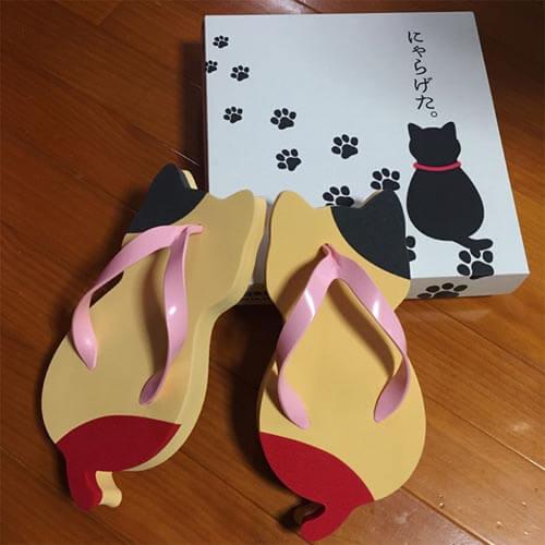 традиционная японская обувь