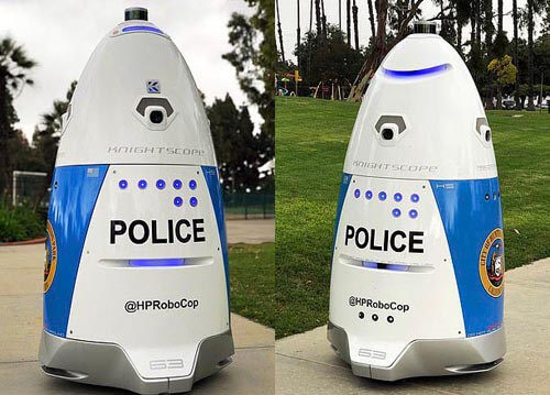 время робокопов наступило