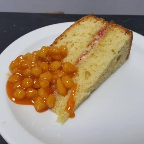 необычно выглядящие десерты