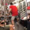пинг-понг в вагоне метро