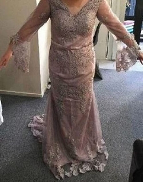 некрасивое платье для бала