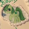 необычный праздничный торт
