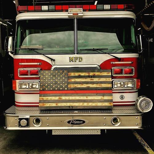 бельё в посылке для пожарных