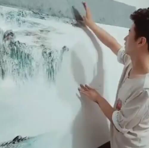 художнику не нужны кисточки