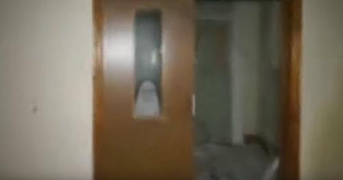 фальшивое видео с призраком