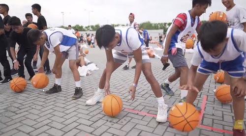 баскетбольный мировой рекорд
