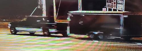 похищение циркового трейлера