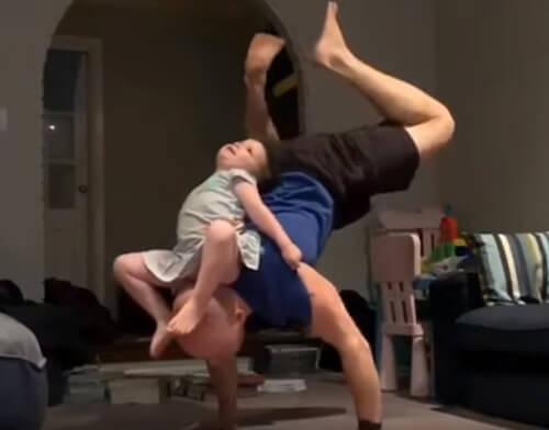 физические упражнения с детьми