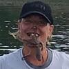 осьминог укусил рыбачку