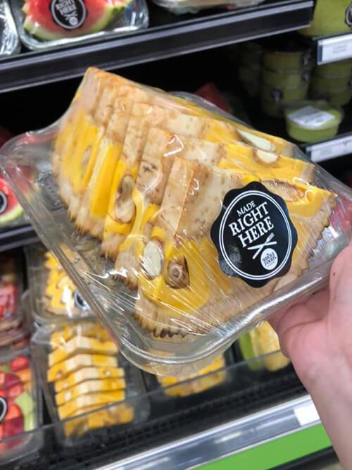 фрукты неправильно нарезали