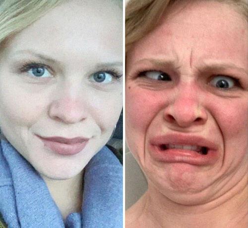 разная внешность женщин