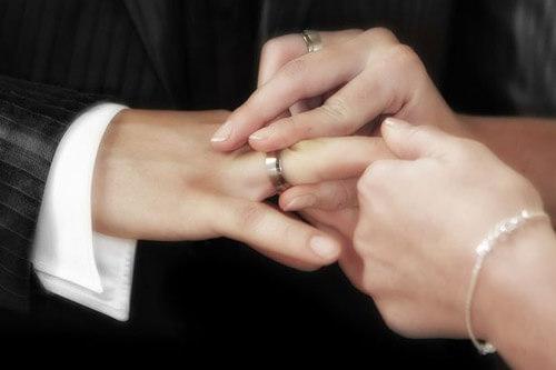 новое обручальное кольцо для сына