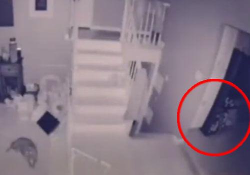 призрак ребёнка в доме