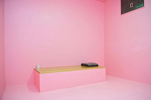 успокаивающий розовый цвет