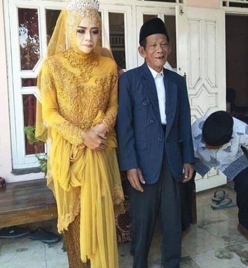 свадьба со старым шаманом