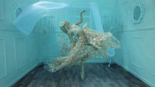 волшебные фотосессии под водой