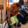 стирка в вагоне поезда