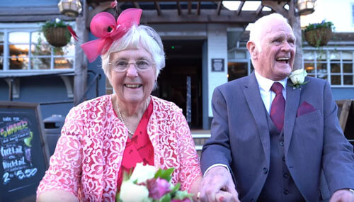романтика в доме престарелых