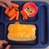 скромный школьный обед