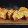 дегустация чесночного хлеба