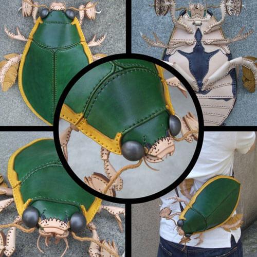 аксессуары в виде насекомых