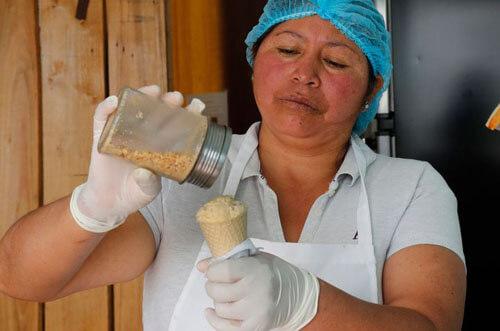 мороженое из морских свинок