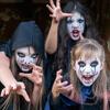 необычное празднование хэллоуина