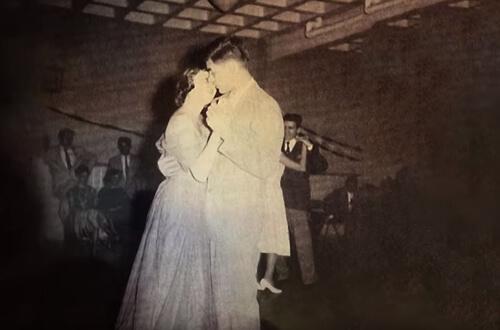 свадьба в пожилом возрасте
