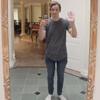 фокус с селфи перед зеркалом