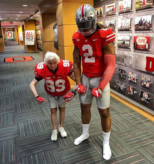 фотографии бабушки и внука