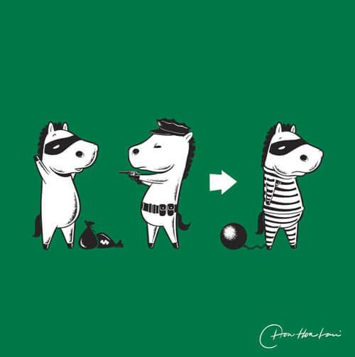 забавная жизнь животных