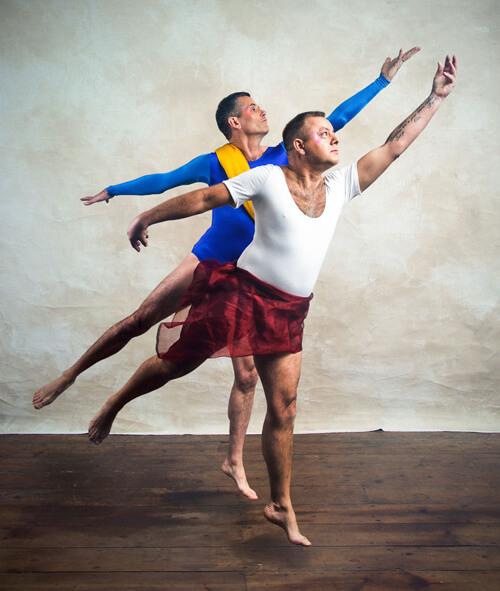 календарь с необычным балетом