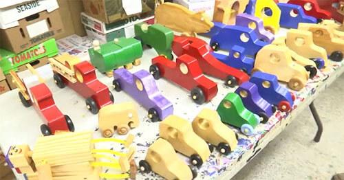 игрушки для бедных детей