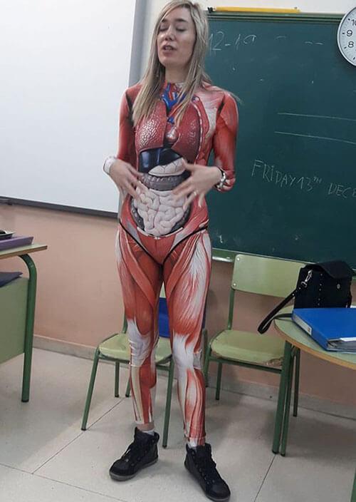 наглядная анатомия человека
