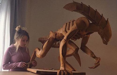 пряничные скульптуры мастерицы