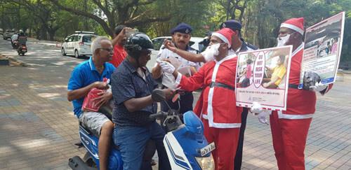 праздничное чудо для нарушителей