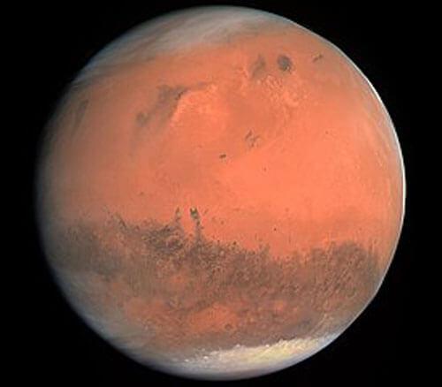 на марсе нашли букву