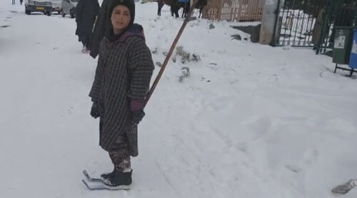 лыжи юного изобретателя