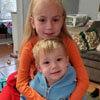девочка спасла семью от пожара
