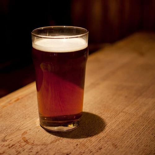 алкоголь полился из кранов